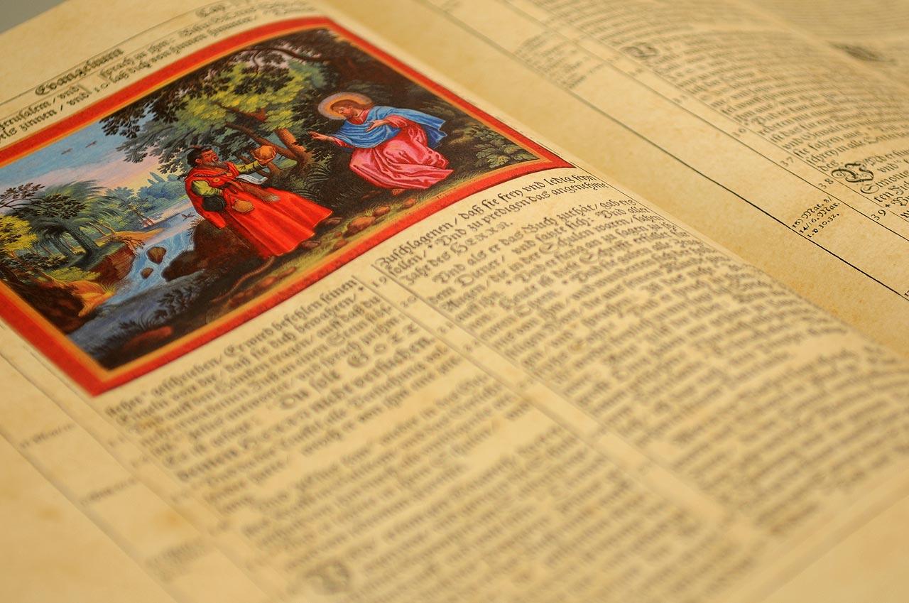 Lesungen St Gudula Rhede
